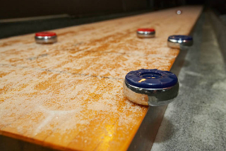 SOLO® Shuffleboard Movers York, Pennsylvania.